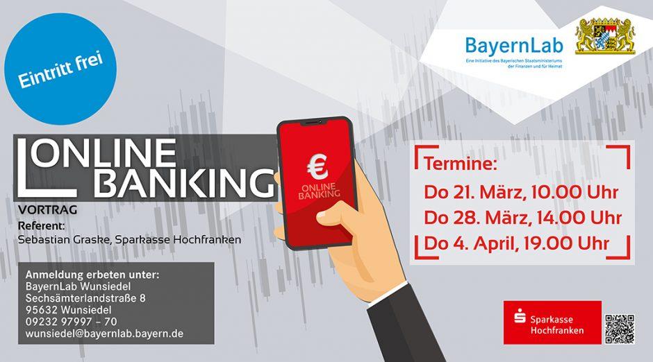 Veranstaltung – Rund um das Online-Banking